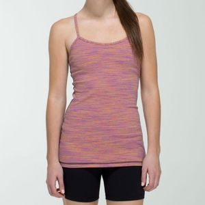 Lululemon Power Y Tank Athletic Fitness Workout